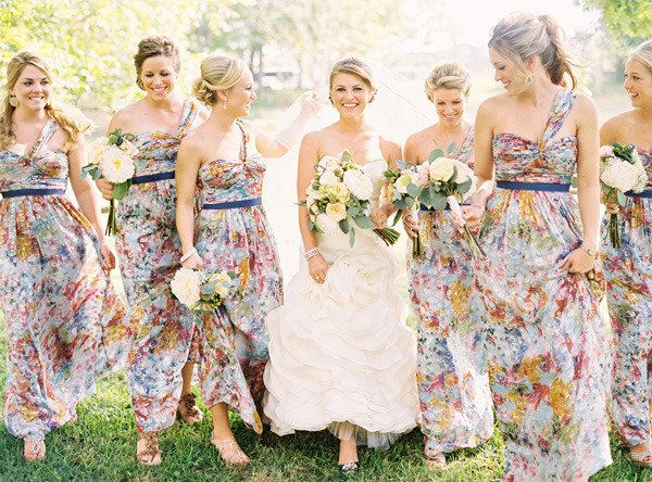 Patterned-Bridesmaids-Ryan-Ray-Photography